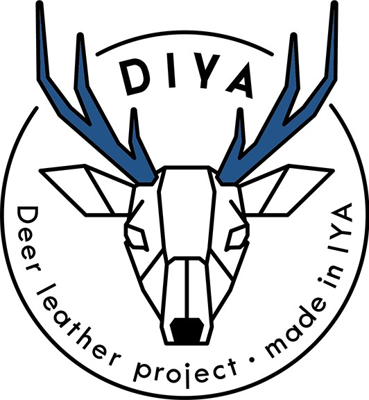 Deer Ieather project DIYA made in IYA