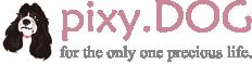 ペットのお洋服やサプリメント販売のpixy.DOG