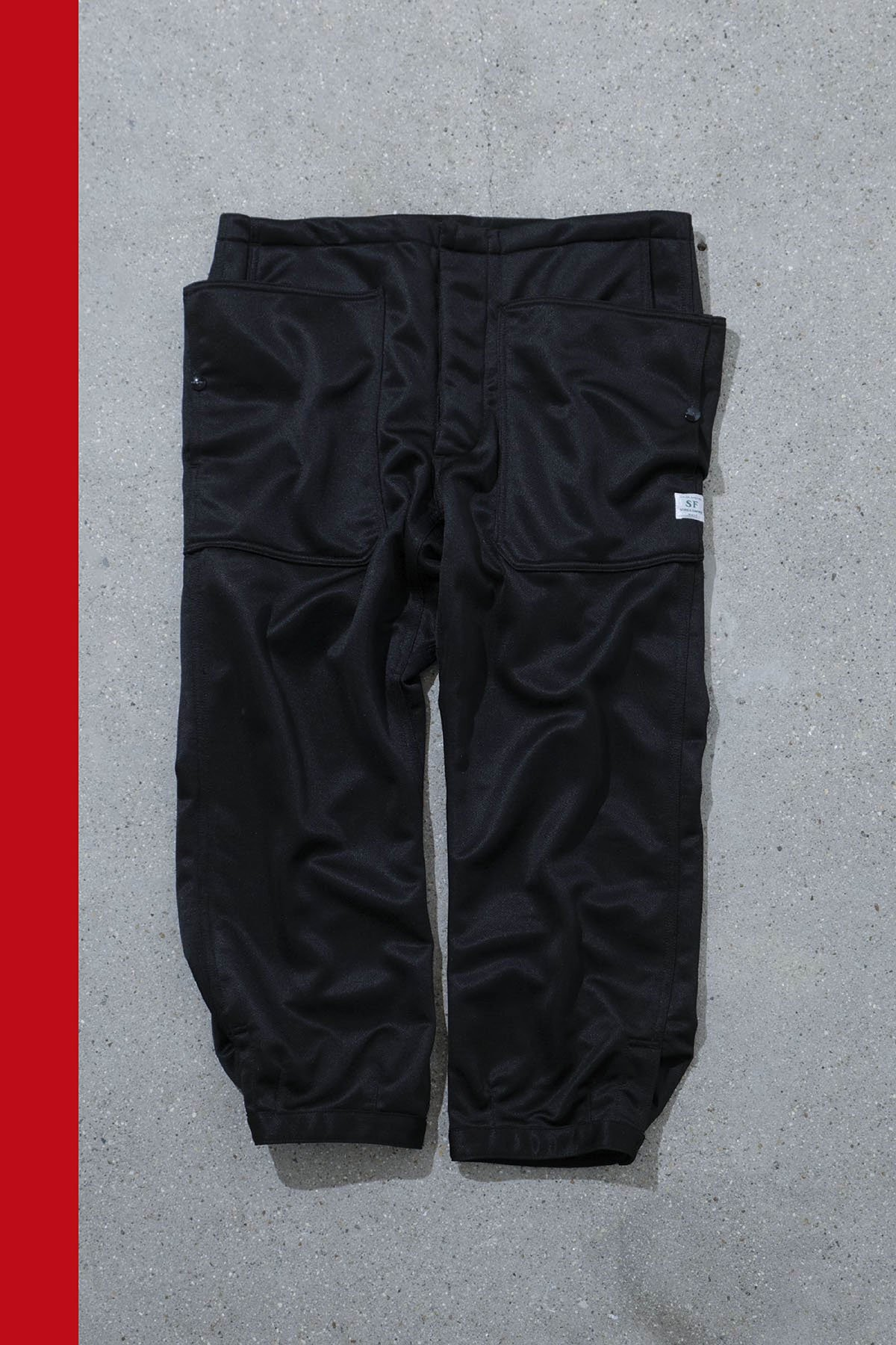SASSAFRAS / FALL LEAF EZ PANTS(IMA:ZINE SP)