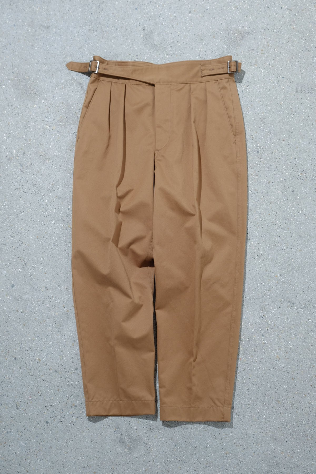 KABEL / COTTON TWILL PANTS