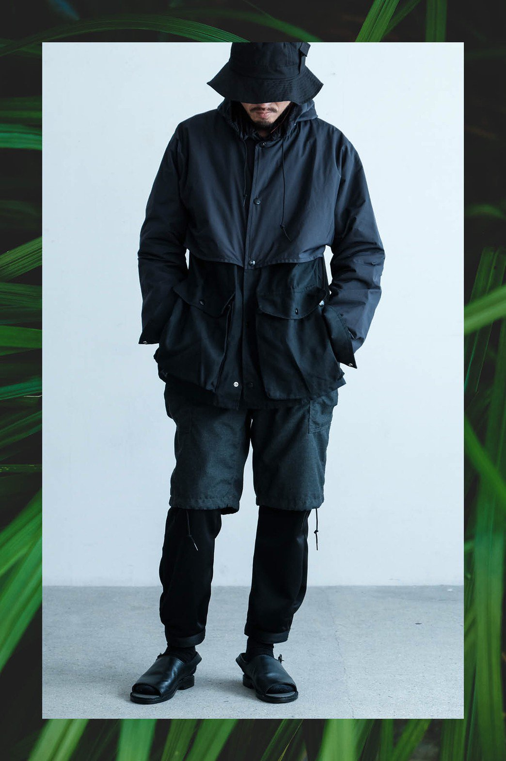 SASSAFRAS / PLANTS CRUISER JACKET