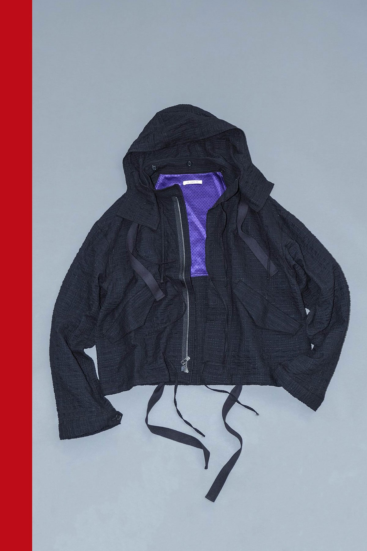s.k. manor hill / CHOPPED FISH JACKET