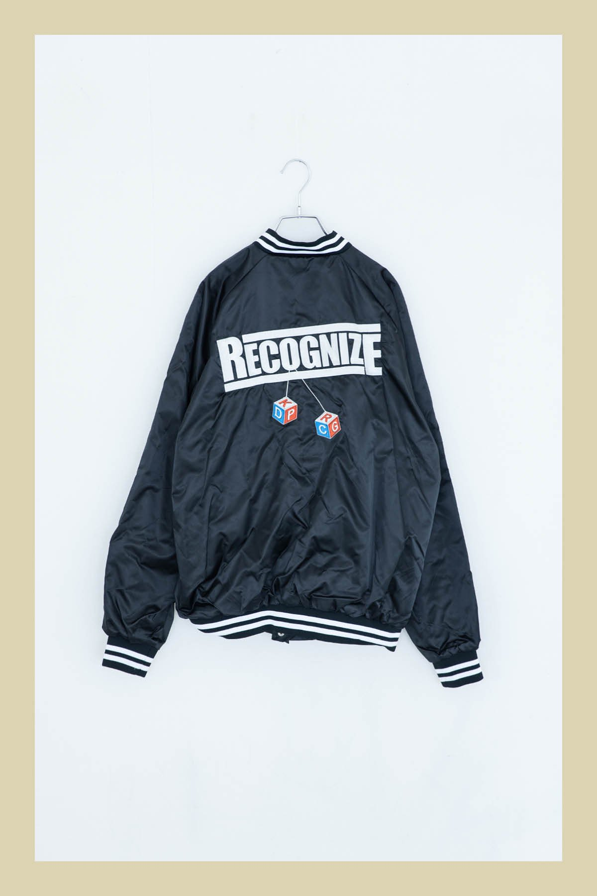 RECOGNIZE / STAIN JACKET