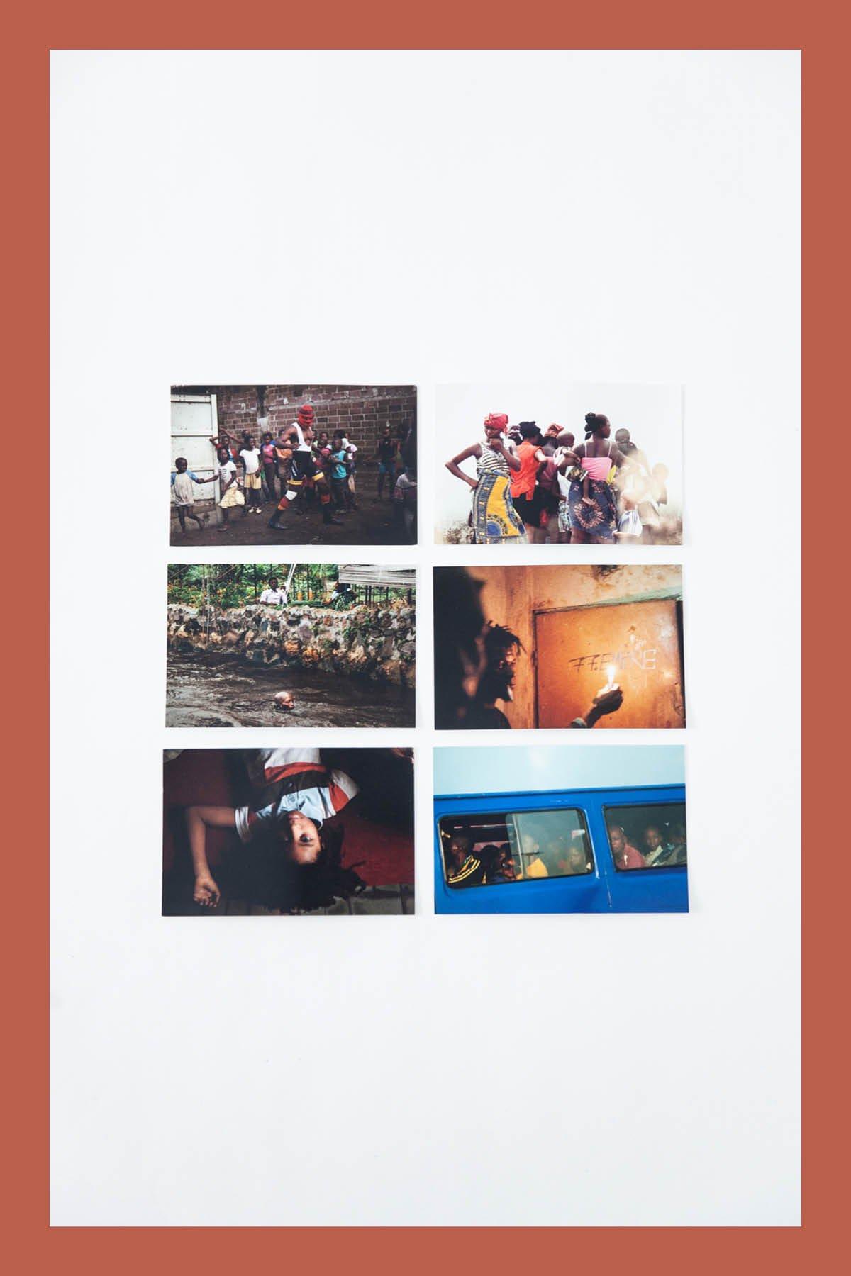 KEISUKE NAGOSHI / POST CARD SET