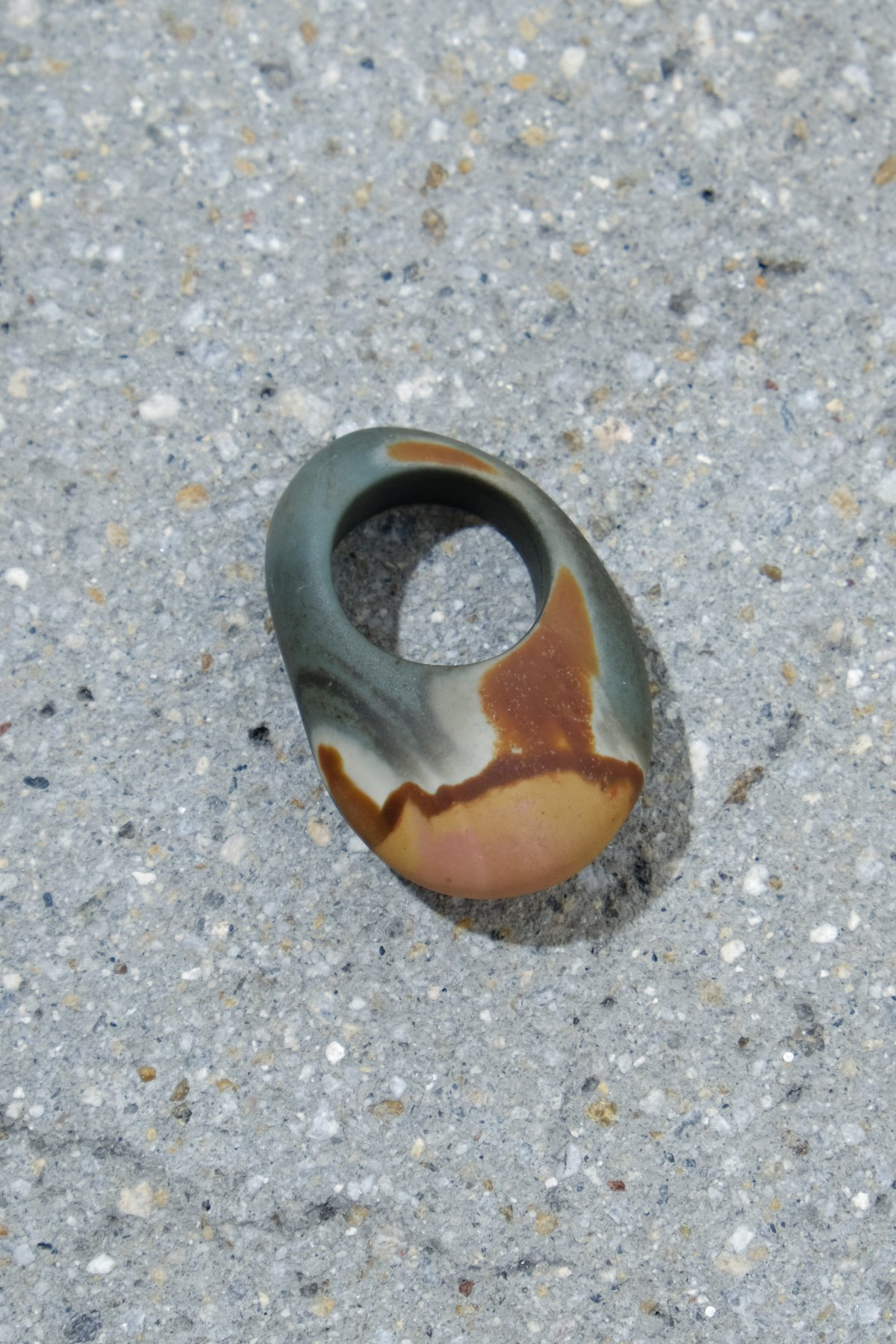 hinge designs / STONE RING(08)