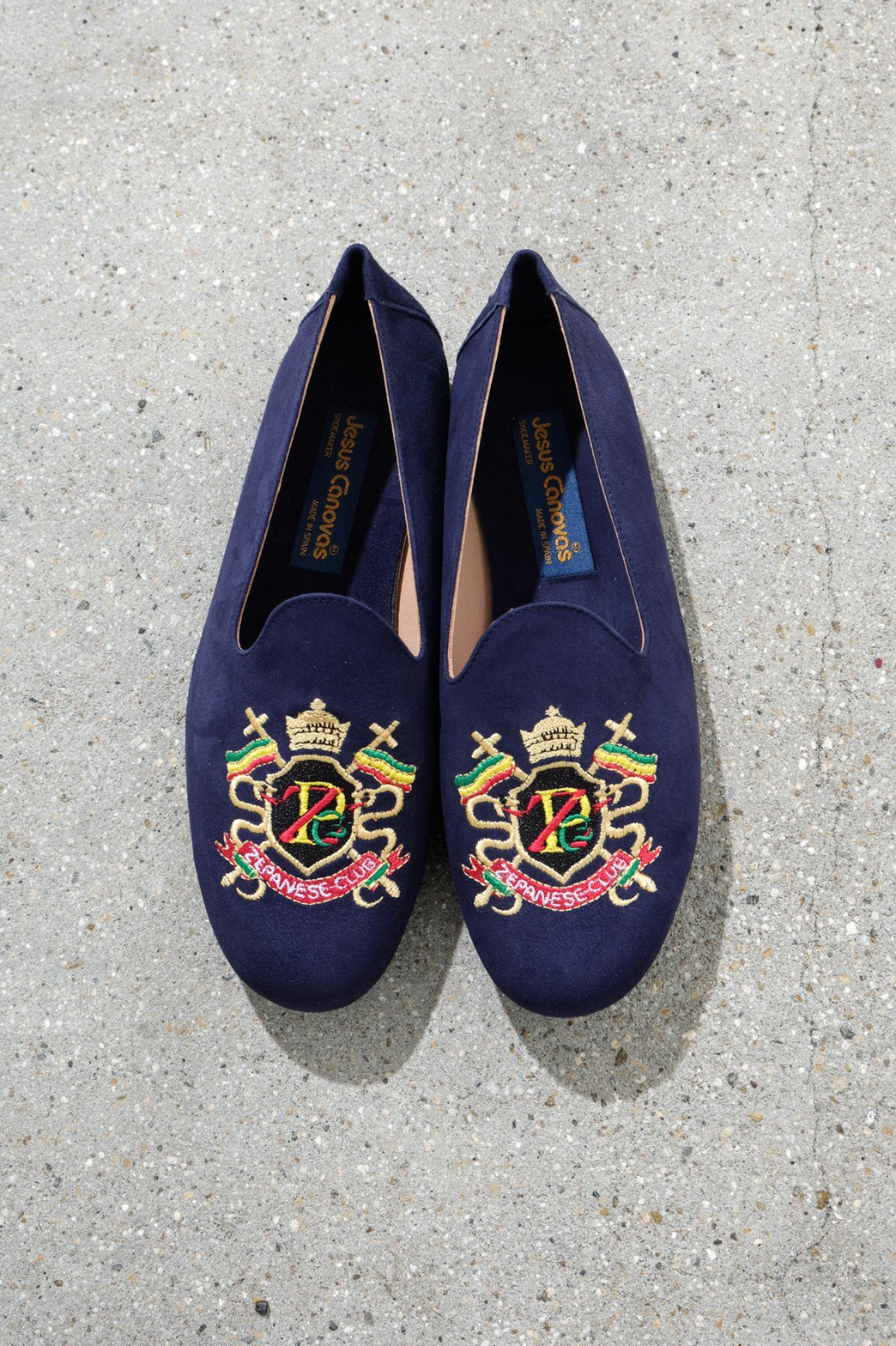 Jesus Canovas × Zepaeseclub / LOAFERS