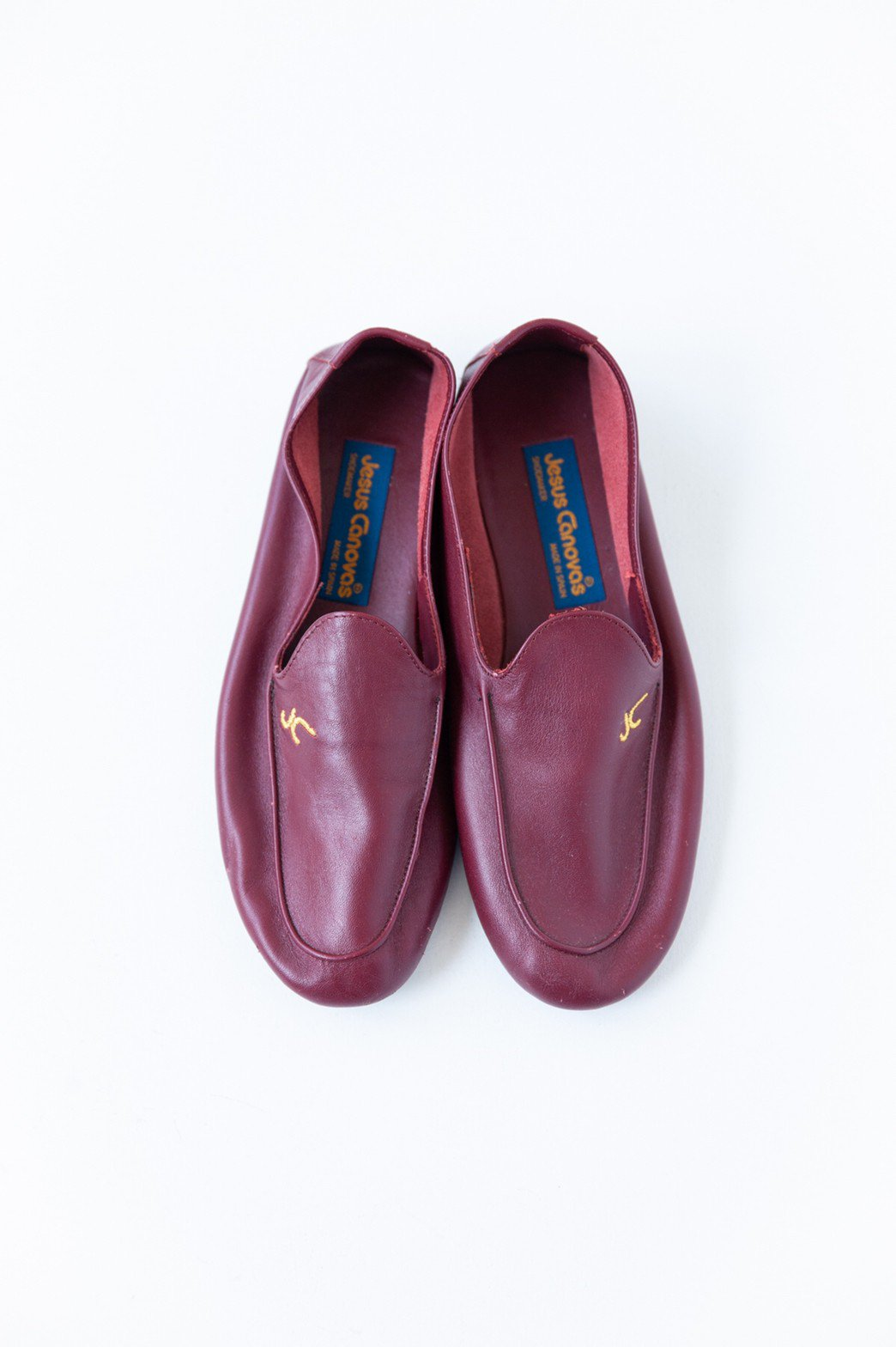 Jesus Canovas / LOAFERS(BORDEAUX)