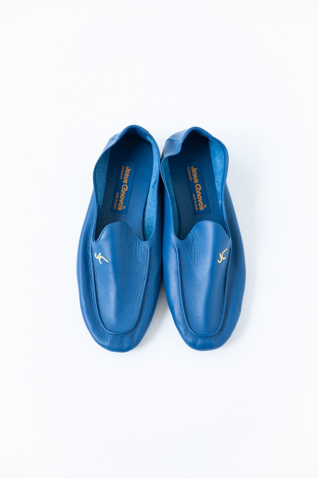 Jesus Canovas / LOAFERS(NAVY)
