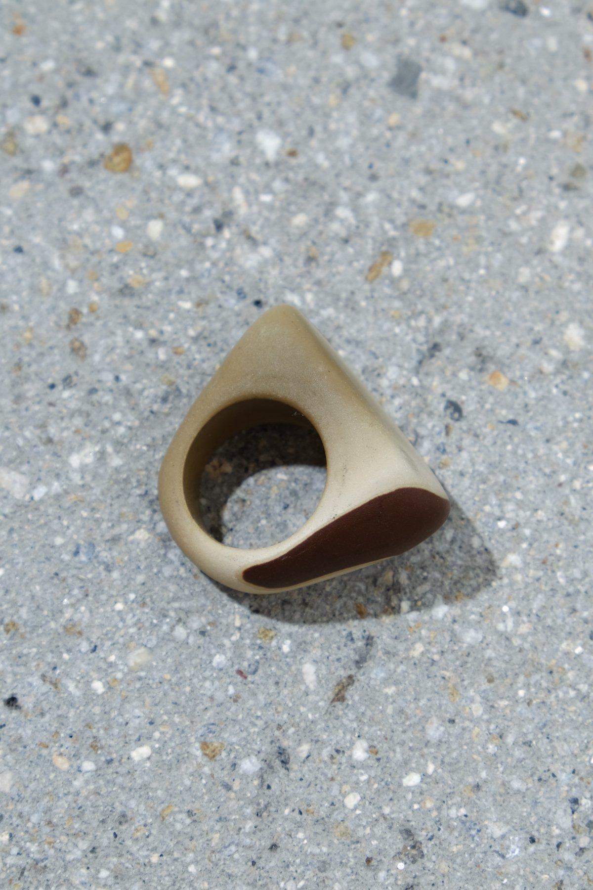 hinge designs / STONE RING(07)