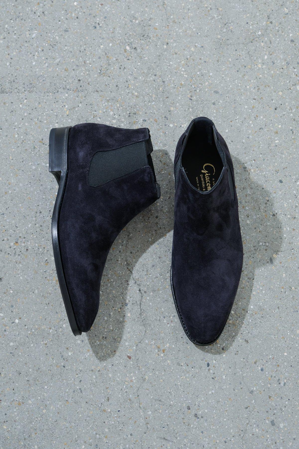 F.lli Giacometti / SIDE GOA BOOTS