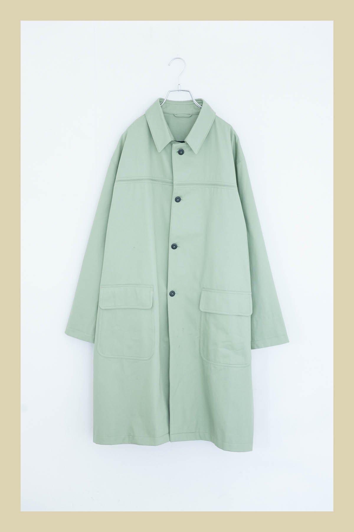 al's attire / Derby coat