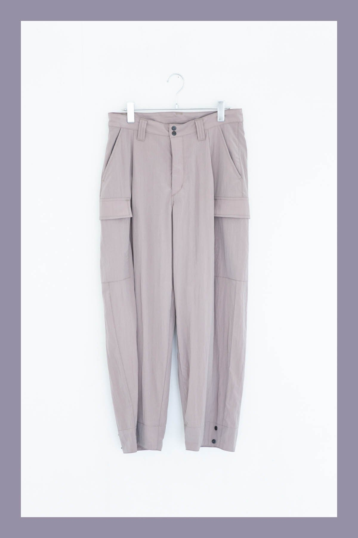 whowhat / WIDE CARGO PANTS