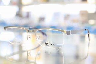 HUGOBOSS BOSS−6576J サイズ55 カラーR81
