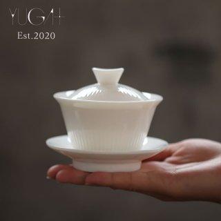 徳化窯白瓷 茶器 大