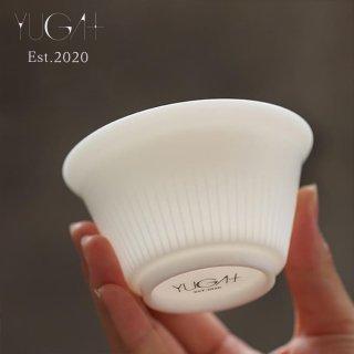 徳化窯白瓷 茶器 小