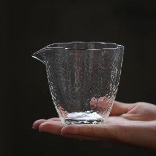 徳化窯白瓷 公道杯
