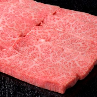 【御中元】【ギフト】K-500 国産黒毛和牛 上カルビ焼肉用(三角バラ)(300g)