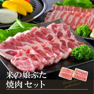 【御中元】【ギフト】KP-302 米の娘ぶた  焼肉セット