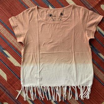 【全額寄付 We Love Bali Project 商品】ピンクグラデーション Tシャツ