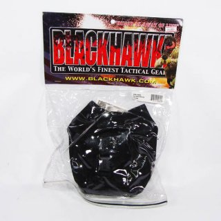 ≪BLACK HAWK≫ 1Q キャンティーンポーチ / ブラック (NEW)