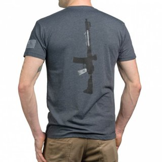 ≪VZ Grips≫ VZ Weapon Solutions AR15 Tシャツ / L Size (NEW)