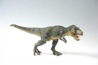 PAPOパポ ティラノサウルス緑(走)