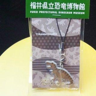 オリジナル アクリルカットストラップポップ2 【ティラノサウルス】
