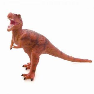 FAVORITEフェバリット ティラノサウルス ビニールモデル レッド