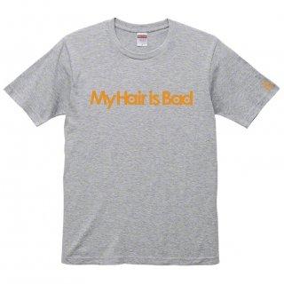 ロゴTシャツ(グレー)