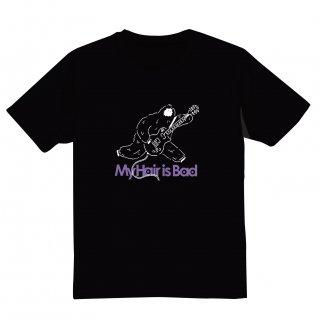 イエティTシャツ(黒)