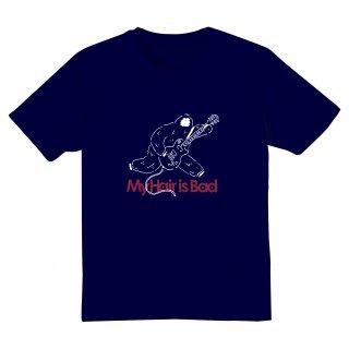 イエティTシャツ(ネイビー)