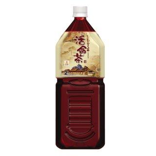 活命茶ペットボトル 2L×6本入(清涼飲料水)