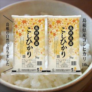 【白米・特価品】30年産 島根県産コシヒカリ白米10kg