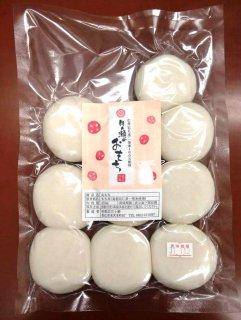 月ヶ瀬のおもち450g(丸もち10個入り)〜仁多米使用〜