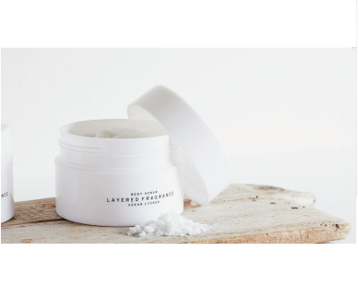 LAYERED FRAGRANCE|Body Scrub