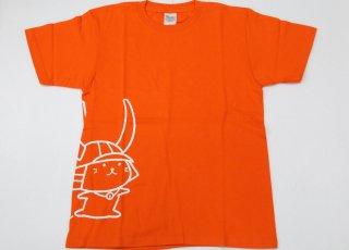 【限定】ひこにゃんTシャツ オレンジ