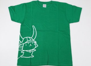 【限定】ひこにゃんTシャツ グリーン