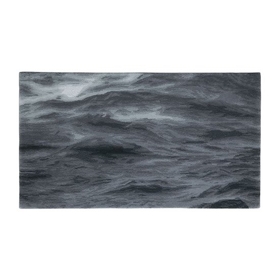 UMI Dark Gray (山形緞通)
