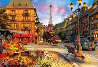 ランプライト イン パリ