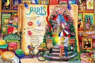 オープンブック パリ