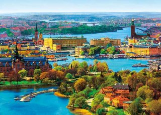 北欧の輝き ストックホルム旧市街