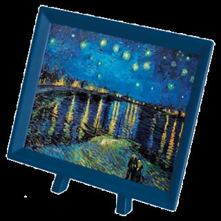 ローヌ川の星月夜