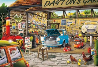 デイトンさんのリペアガレージ