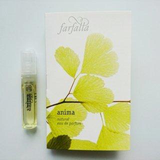 ファファラ ナチュラルパフューム アニマ ミニ[香水」