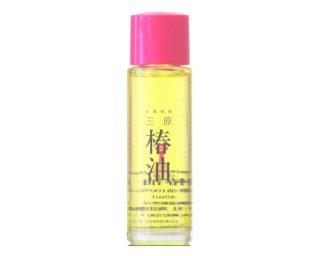 丸瓶(40ml) 三原椿油