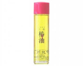 丸瓶(100ml) 三原椿油