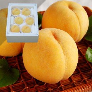 黄金桃 6〜8玉 約2キロ