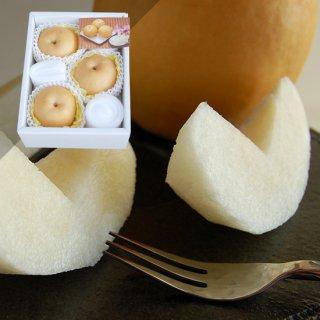 新高梨 3〜4玉 約2キロ