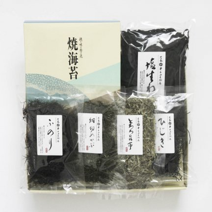 海藻詰め合わせ−�【常温品】