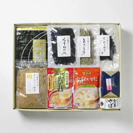 海産物詰め合わせ−�【常温品】
